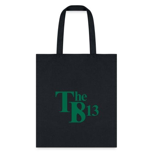TBisthe813 GREEN - Tote Bag
