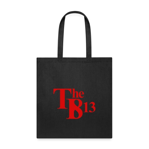 TBisthe813 RED - Tote Bag