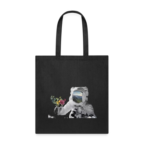 Life in Space - Tote Bag