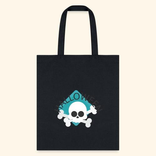 Halloween Skull2 - Tote Bag