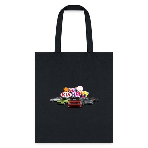 Get Kia Happy - Tote Bag