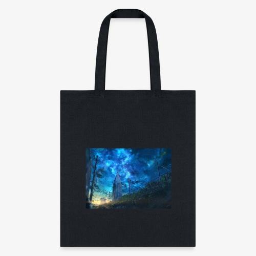 blue sky - Tote Bag