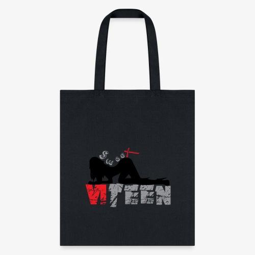 White_Sweet Sixteen - Tote Bag
