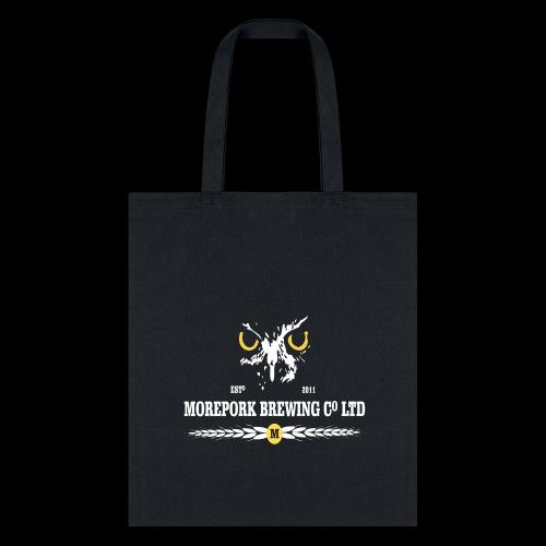 Morepork Brewing logo - Tote Bag