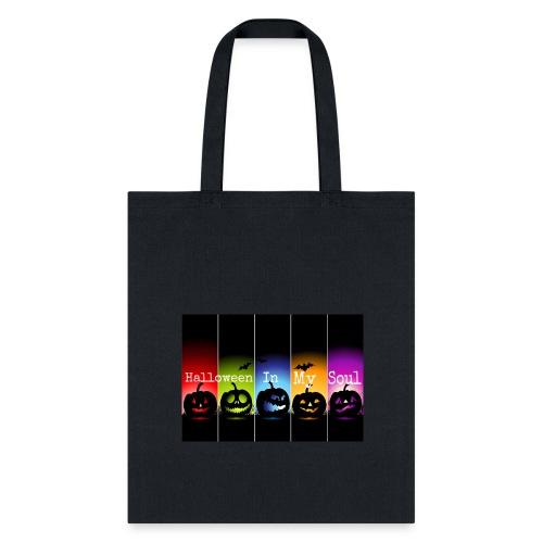 Halloween In My Soul - Tote Bag