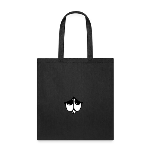 Sad bird - Tote Bag