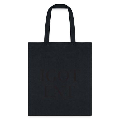 IGOTBaskervillFont - Tote Bag