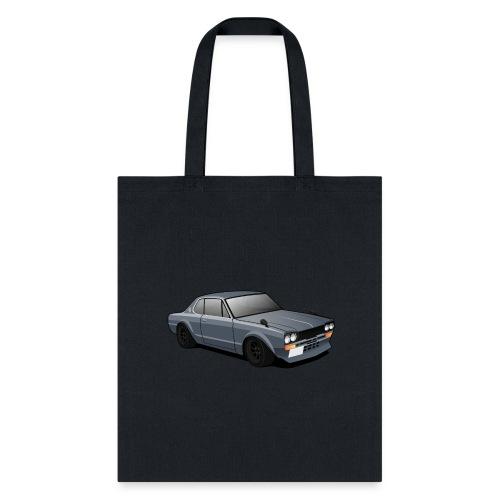 Retro Car - Tote Bag