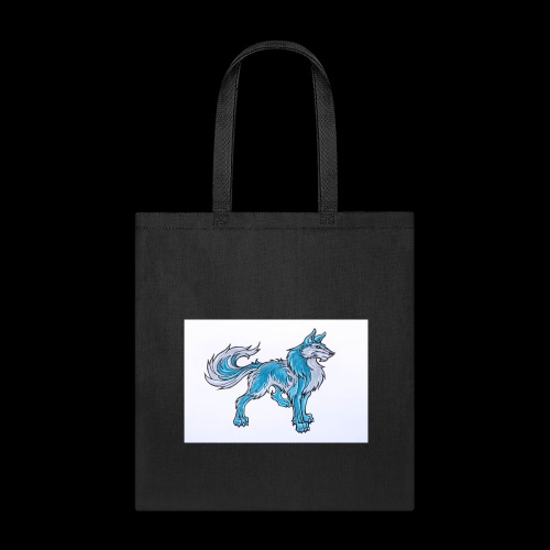 Draw Anime Wolves Intro - Tote Bag