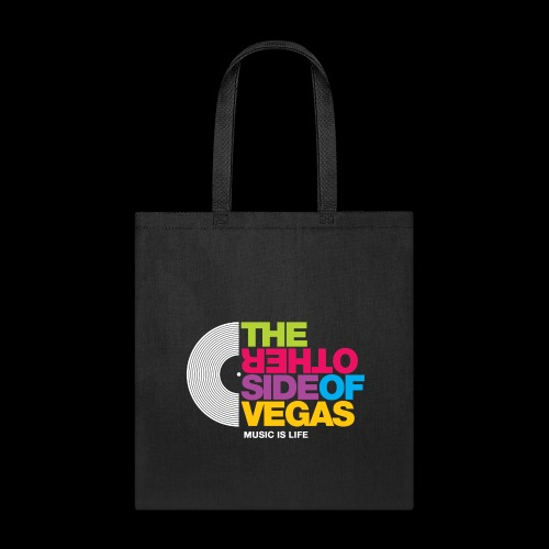 TOSOV MUSIC IS LIFE - Tote Bag