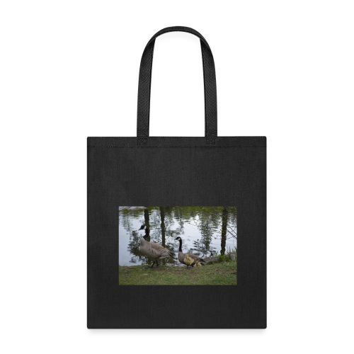 Geese w/ young - Tote Bag
