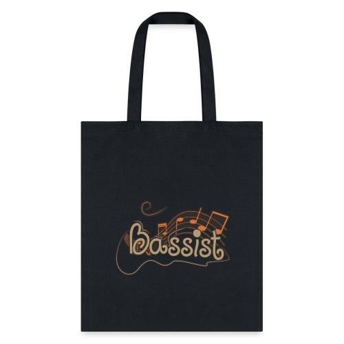 bassist - Tote Bag