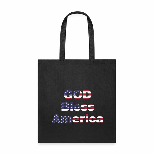 God Bless America - Tote Bag