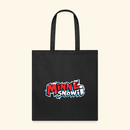 MinneSnowii Official Logo1 Web - Tote Bag