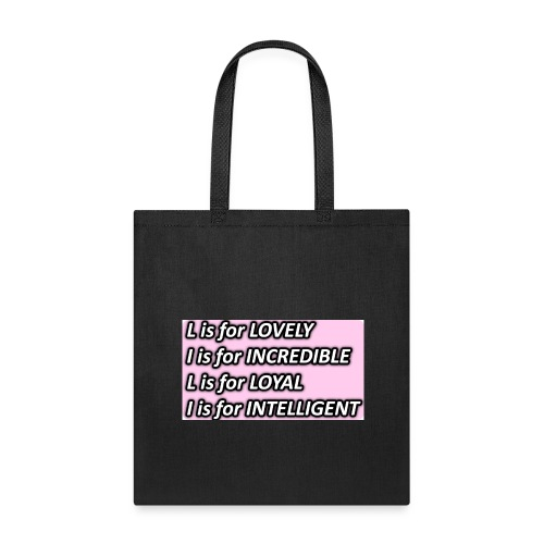 LILI REINHART DESIGN: 1 - Tote Bag