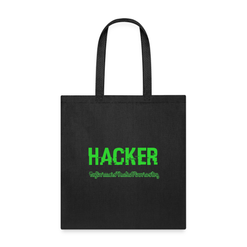 The Hacker - Tote Bag
