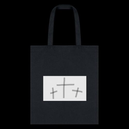 THREE CROSSES - Tote Bag