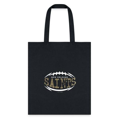 SAINTS FOOTBALL TSHIRT - Tote Bag