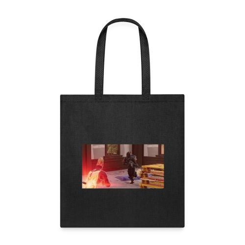 Drift and Black Knight about to collide - Tote Bag