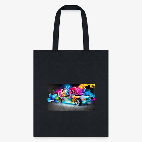 Car Line - Tote Bag