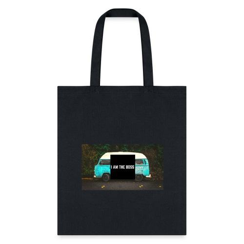 Boss - Tote Bag