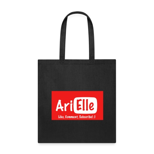 ARIELLE THE YOUTUBER Collection - Tote Bag