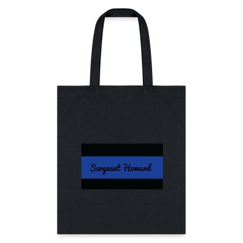 Sergeant Howard Mens T Shirt - Tote Bag