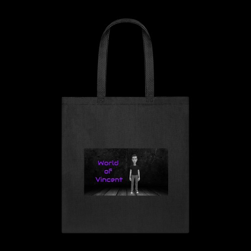World of Vincent by Midnight Rider - Tote Bag