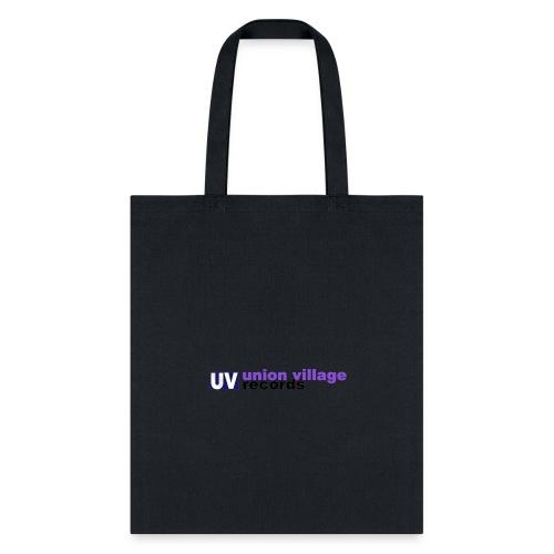 Union Village Records Logo2 - Tote Bag