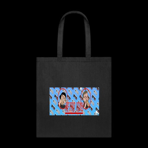 Retro Tony - Tote Bag