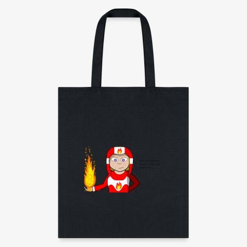 Fireworld - Tote Bag