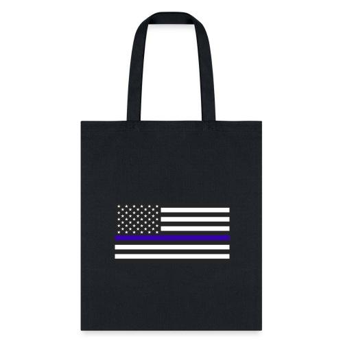 Blue Lives Matter - Tote Bag