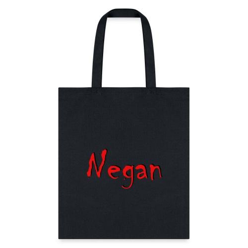 Negan - Tote Bag