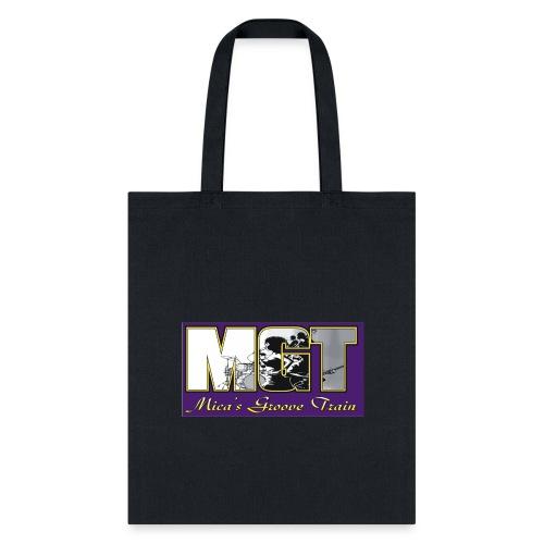 Mica's Groove Train Logo - Tote Bag