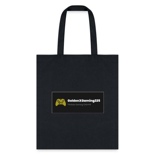 GoldenXGaming225 Merchandise - Tote Bag