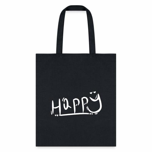 Happy T-Shirt - Tote Bag