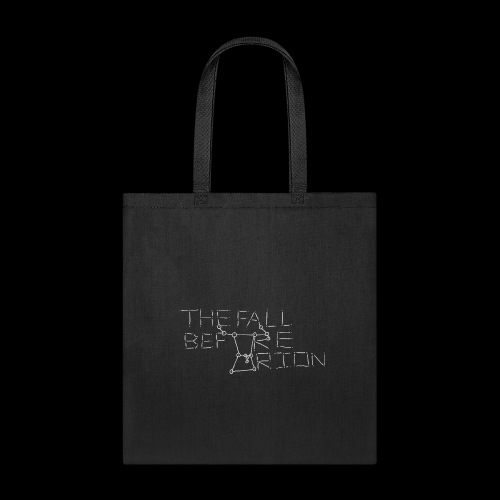 The Fall Before Orion Logo (White) - Tote Bag