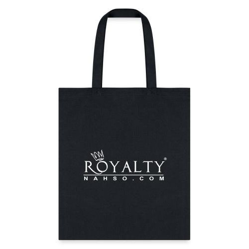 Royalty Nahso Tshirt - Tote Bag