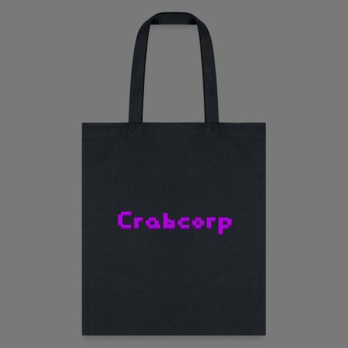 Crabcorp (Purple Logo) - Tote Bag