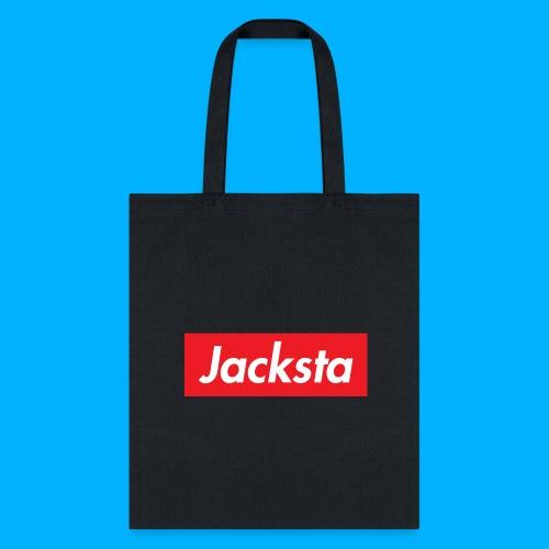 NEW! Jacksta Supreme-styled Appeal! - Tote Bag
