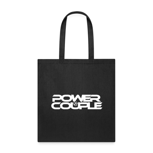 #PowerCouple Male-Male - Tote Bag