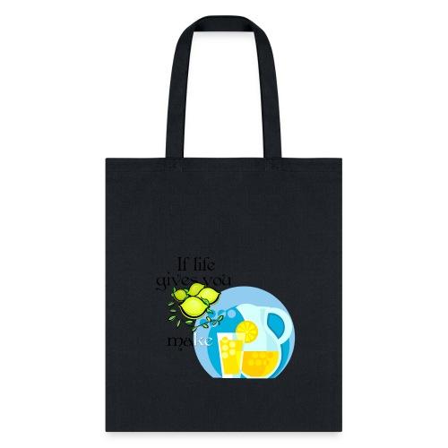life lemonade - Tote Bag