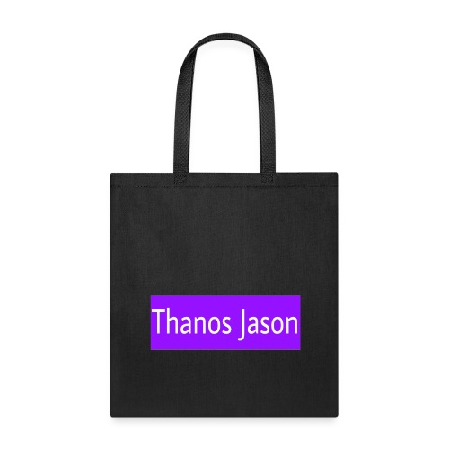Thanos Jason Purple - Tote Bag