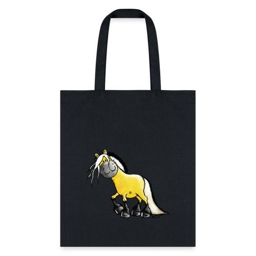 fjord horse - Tote Bag