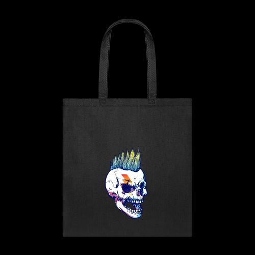 calavera cresta - Tote Bag