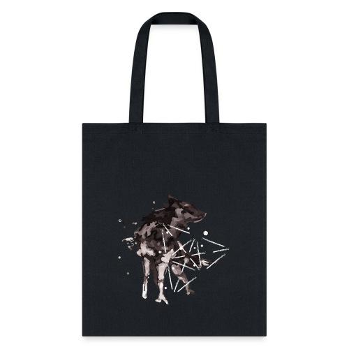Wolf watercolour - Tote Bag