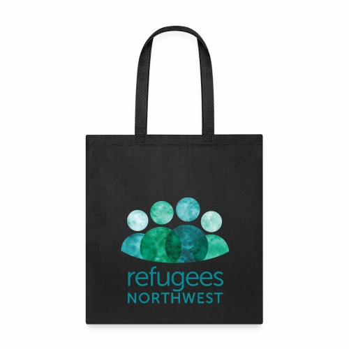 Refugees Northwest Logo Design - Tote Bag