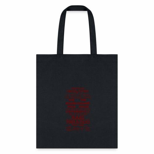 Men T-Shirt - Tote Bag