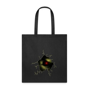 Broken Egg Dragon Eye - Tote Bag