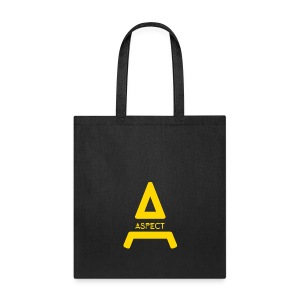 Limited Edition Gold Aspect Logo Sweatshirt - Tote Bag